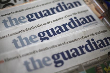 Số độc giả trả phí của The Guardian tăng gấp 10 lần trong năm qua