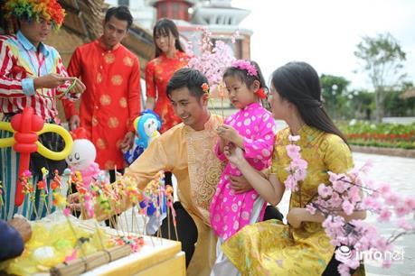 Đà Nẵng: Có gì hot tại Asia Park những ngày đầu xuân?