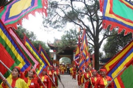Nét mới trong lễ hội mùa xuân Côn Sơn- Kiếp Bạc năm 2017