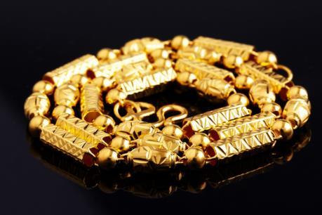 Ngày Vía Thần tài: Sau khi tăng mạnh đầu giờ sáng, giá vàng đột ngột lao dốc
