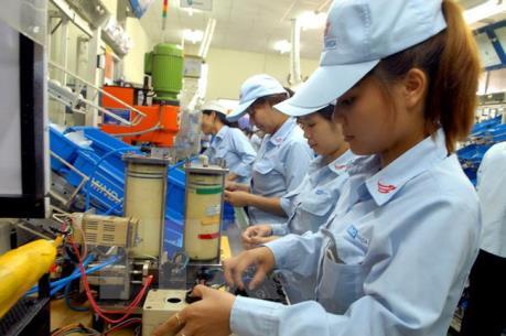 Tháng 1, chỉ số sản xuất công nghiệp tăng thấp