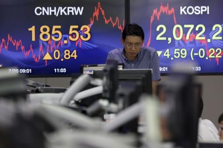 Nhà đầu tư nước ngoài đang quay lại thị trường tài chính Hàn Quốc