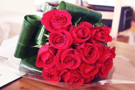 Dồi dào hàng hóa phục vụ ngày Lễ tình nhân