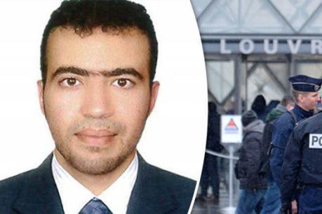 Vụ tấn công ở Bảo tàng Louvre: Nghi phạm El-Hamahmy từ chối trả lời thẩm vấn
