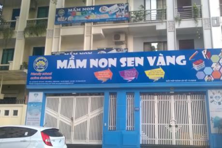 Vụ bạo hành trẻ mầm non tại Hà Nội: Tạo điều kiện cho phụ huynh chuyển trẻ sang cơ sở khác