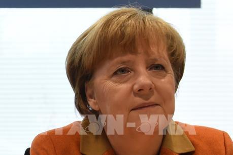 Bầu cử Đức 2017: Liên đảng CDU và CSU chọn bà A.Merkel là ứng cử viên Thủ tướng