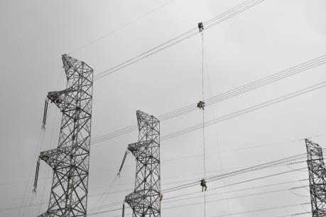 Nhiều giải pháp triển khai dự án đường dây 500kV mạch 3- Bài 2: Vướng giải phóng mặt bằng