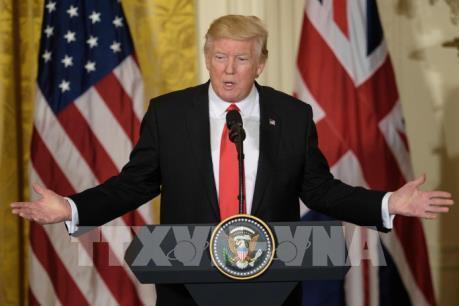 Những ngày đầu tiên nắm quyền của Tổng thống Mỹ Donald Trump