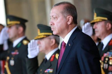 Vụ đảo chính ở Thổ Nhĩ Kỳ: Sa thải thêm gần 4.500 công chức