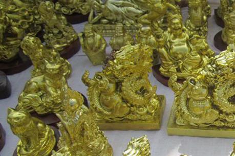 Truy tố 2 người nước ngoài buôn lậu 7 pho tượng vàng