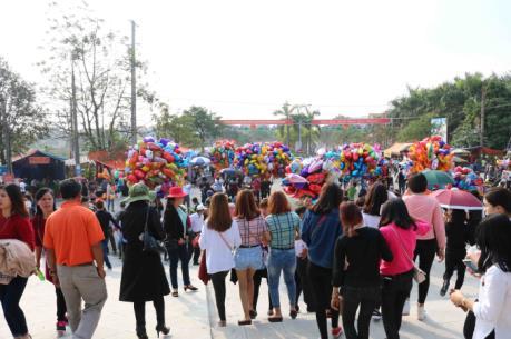 Hội Lim 2017: Vẹn nguyên bản sắc văn hóa miền Quan họ