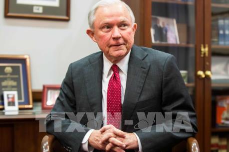 Thượng viện Mỹ phê chuẩn ông Jeff Sessions làm Bộ trưởng Tư pháp