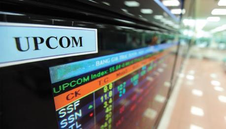 4 công ty cùng đưa cổ phiếu lên giao dịch trên UPCOM