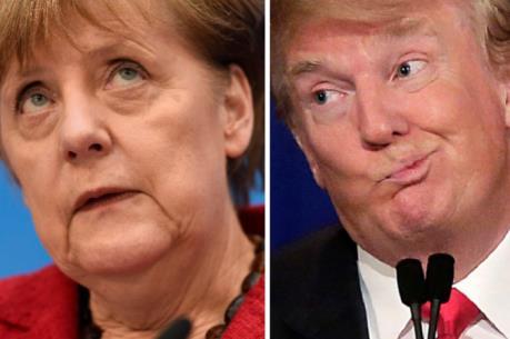 Đức phản đối chính sách bảo hộ thương mại của ông Trump