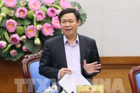 Phó Thủ tướng Vương Đình Huệ: Gỡ nút thắt thị trường, tạo thuận lợi cho doanh nghiệp