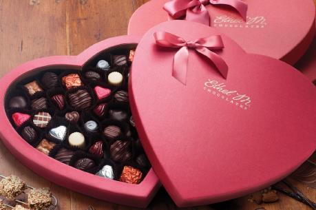 Gợi ý các điểm mua sôcôla cho dịp Valentine tại Hà Nội