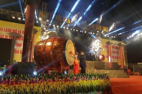 Khai mạc Lễ hội đền Trần- Thái Bình năm 2017