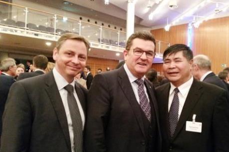Thị trường Việt Nam hấp dẫn các doanh nghiệp bang Bayern của Đức