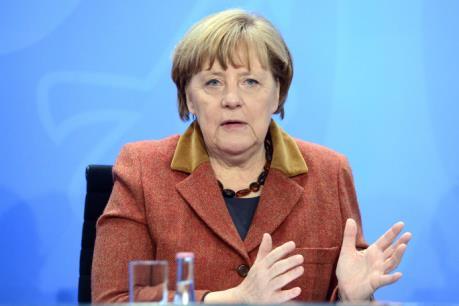 Thủ tướng Đức kêu gọi các nước thành viên đoàn kết giữ vững Eurozone