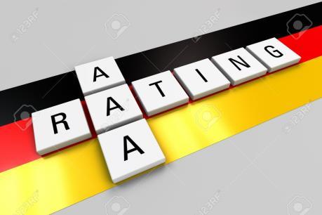 Hiện chỉ có 11 quốc gia được xếp hạng tín dụng AAA