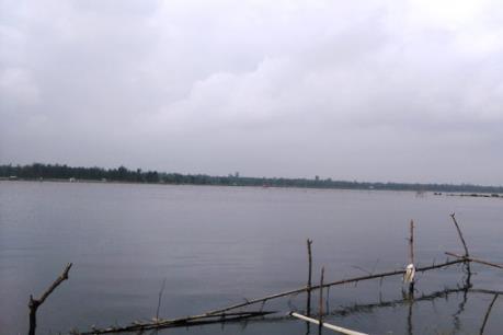 Tìm thấy thi thể 2 nạn nhân bị lật ghe trên sông Trường Giang, Quảng Nam