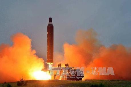 Mỹ, Nhật Bản và Hàn Quốc phản ứng về vụ thử tên lửa của Triều Tiên