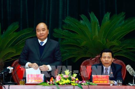 Thủ tướng Nguyễn Xuân Phúc: Bắc Ninh cần trở thành thủ phủ sản xuất điện tử khu vực châu Á