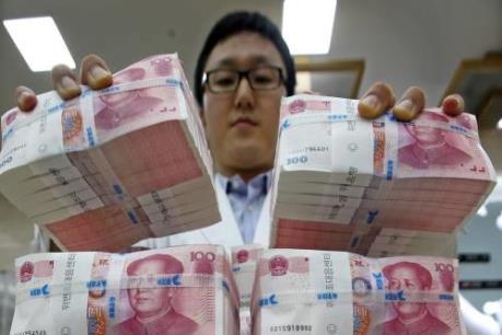 """Trung Quốc nối lại việc """"bơm"""" tiền vào thị trường"""