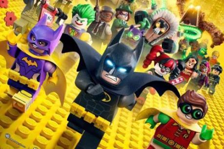 Top 10 phim ăn khách: Sự lên ngôi của những miếng ghép hình Lego