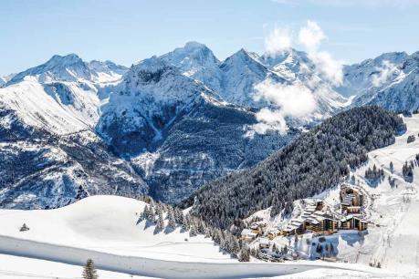 Lở tuyết trên núi Alps, 4 người thương vong