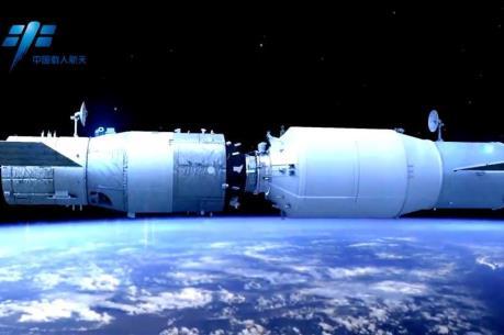Trung Quốc lên kế hoạch phóng tàu vũ trụ chở hàng đầu tiên trong tháng 4