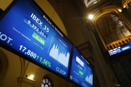 Chứng khoán Âu - Mỹ khởi đầu tuần mới trong sắc xanh nhờ Eurozone