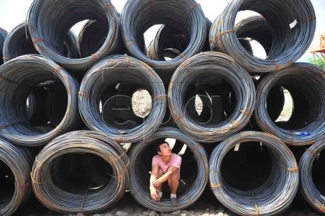 Sản lượng thép thô của Trung Quốc vẫn tăng trong năm 2016