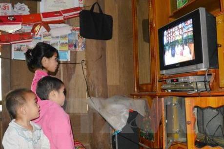Từ ngày 1/7/2017, tiếp tục tắt sóng truyền hình tương tự mặt đất tại 8 tỉnh