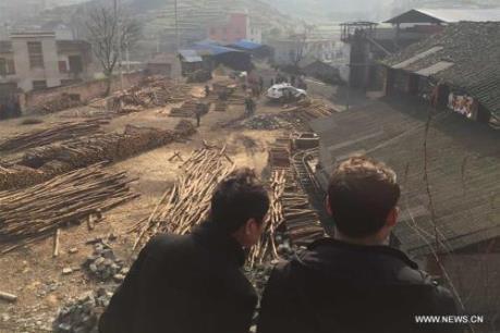 Nổ mỏ than tại Trung Quốc, 9 người thiệt mạng