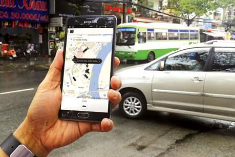 Bộ GTVT bác đề án thí điểm kinh doanh theo hợp đồng điện tử của Uber