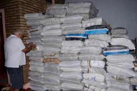 Phát hiện 30 tấn tiền bolivar của Venezuela tại Paraguay