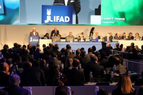 Thứ trưởng Tài chính Trần Xuân Hà đánh giá tích cực về quan hệ giữa Việt Nam và IFAD