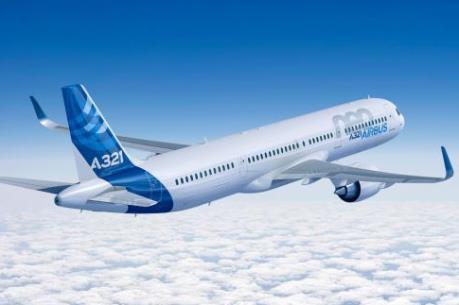 Vietnam Airlines ký hợp đồng thuê 6 máy bay Airbus A321neo thế hệ mới