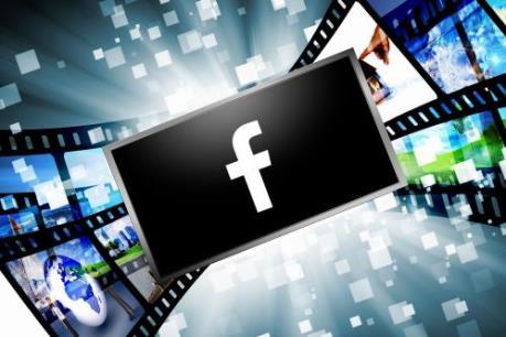 Facebook cho phép người dùng xem video trên vô tuyến
