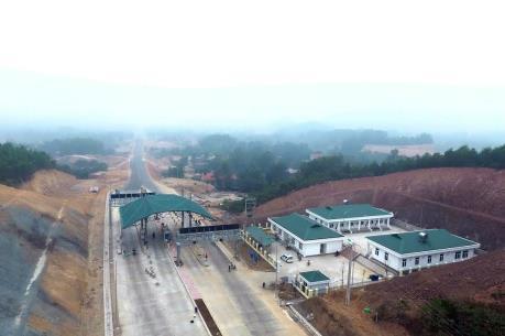 Toàn cảnh dự án đường Thái Nguyên–Chợ Mới sắp được đưa vào khai thác