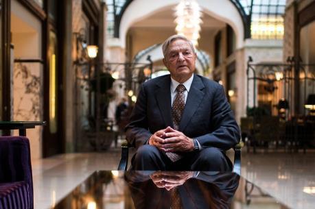 Tỷ phú Mỹ Soros rút khỏi kênh đầu tư vàng