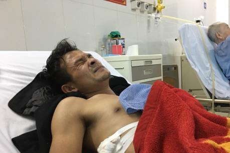 Tin mới nhất vụ cứu người gặp nạn lại bị đâm trọng thương