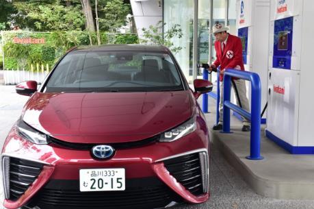 Toyota thu hồi hàng nghìn xe chạy bằng pin nhiên liệu
