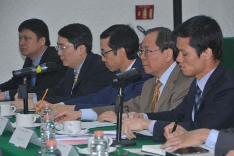 Việt Nam và Mexico tăng cường hợp tác tài chính
