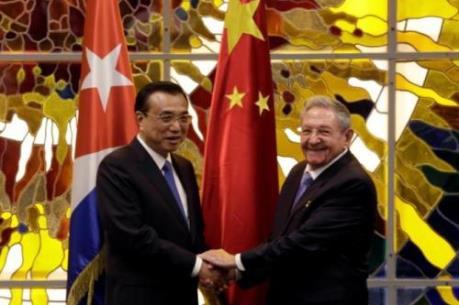 Trung Quốc tăng cường hiện diện tại thị trường Cuba