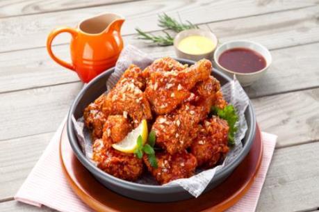 Các quán gà kiểu Hàn Quốc ngon tại Hà Nội