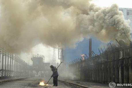 Nghị viện châu Âu ủng hộ kế hoạch cải cách thị trường buôn bán khí thải