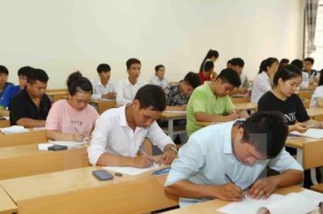 Tp. Hồ Chí Minh sẽ tổ chức thi thử THPT cho học sinh lớp 12