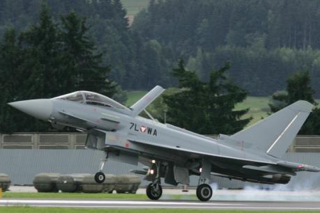 Áo sẽ kiện Airbus liên quan đến hợp đồng mua máy bay Eurofighter